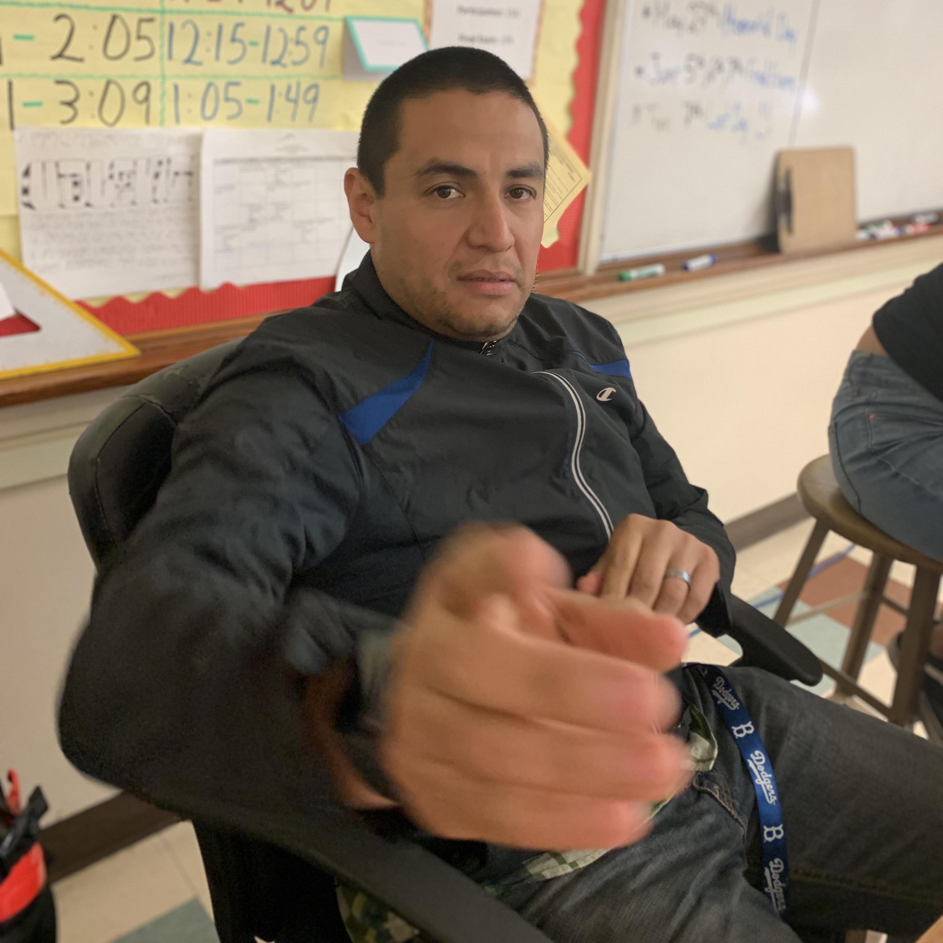Pedro Valencia's Profile Photo