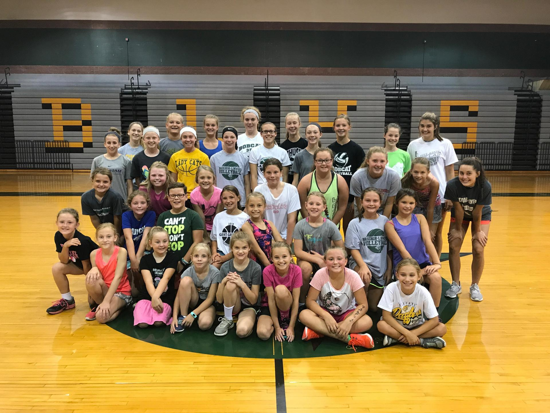 2018 Summer Youth Camp