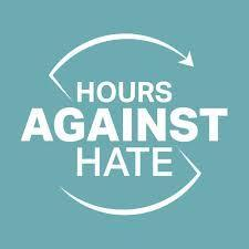 Hours against hate logo