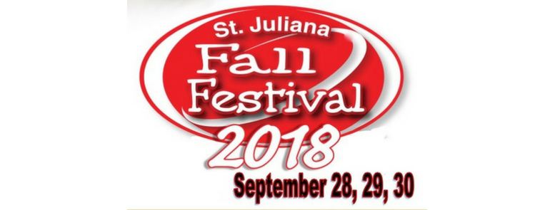 Fall Festival - September 28, 29 and 30! Featured Photo