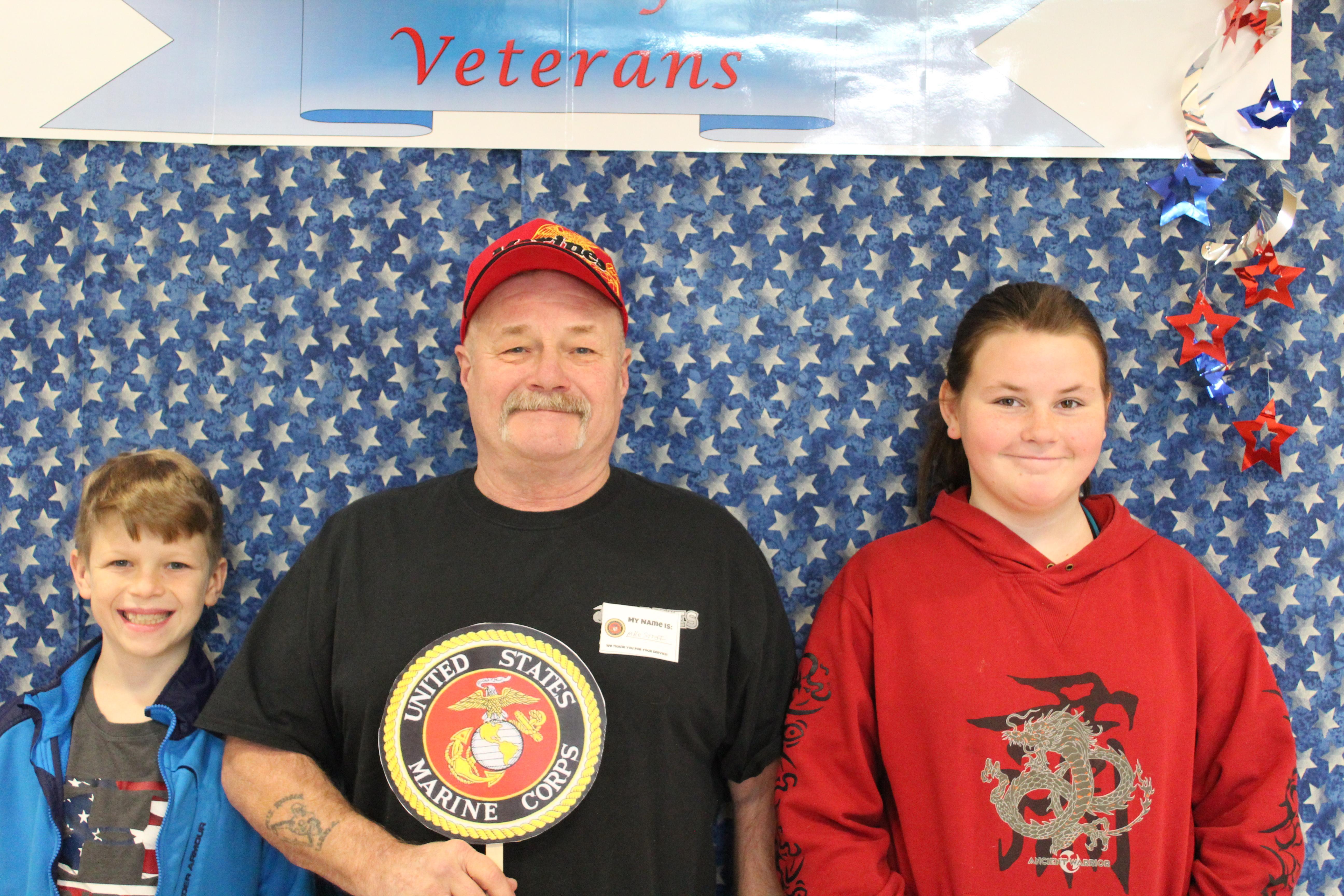 vets day 1