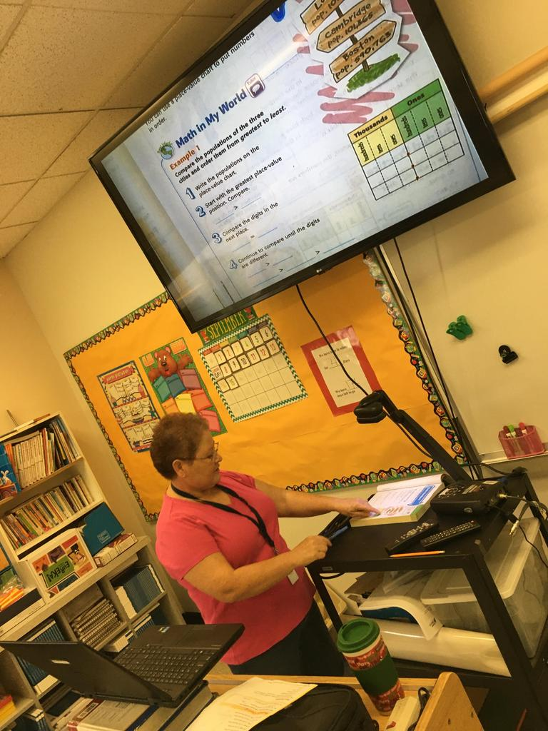 Virtual Learning Means Different Teaching Stations