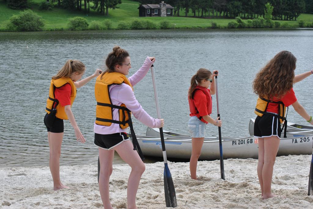 Camp Canoe 3