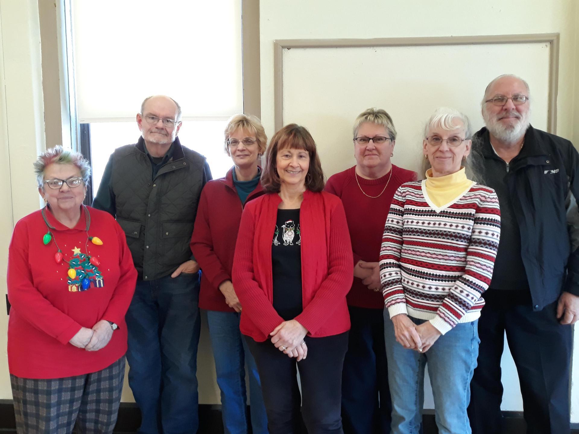 AASD Adult Ed Tutors and Coordinator