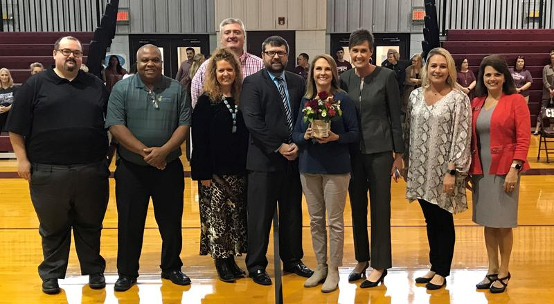 LCSD 2019-2020 Administrator of the Year