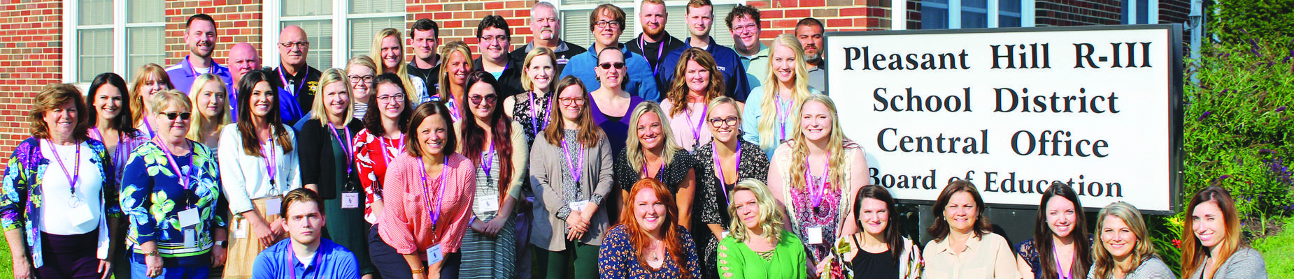 New staff join PH School District this fall