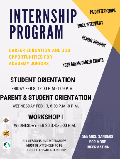 Academy Internship Program Thumbnail Image
