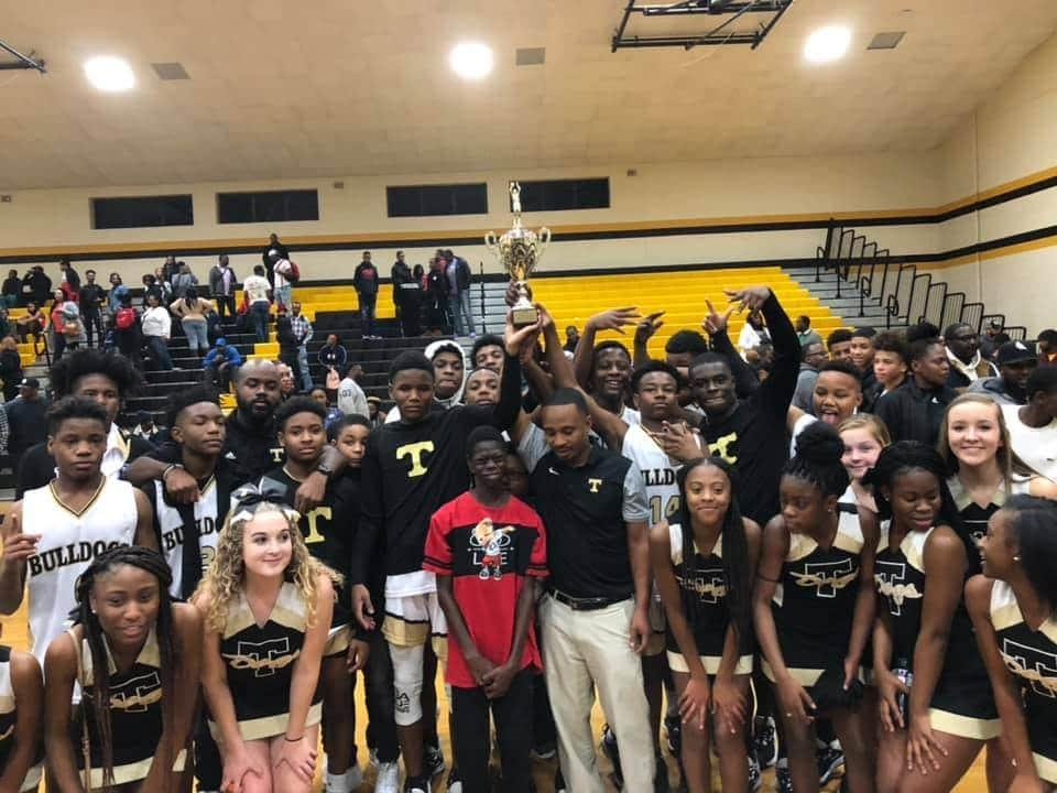 TMMS Boys:  2019 CSRA Middle School Region Champions