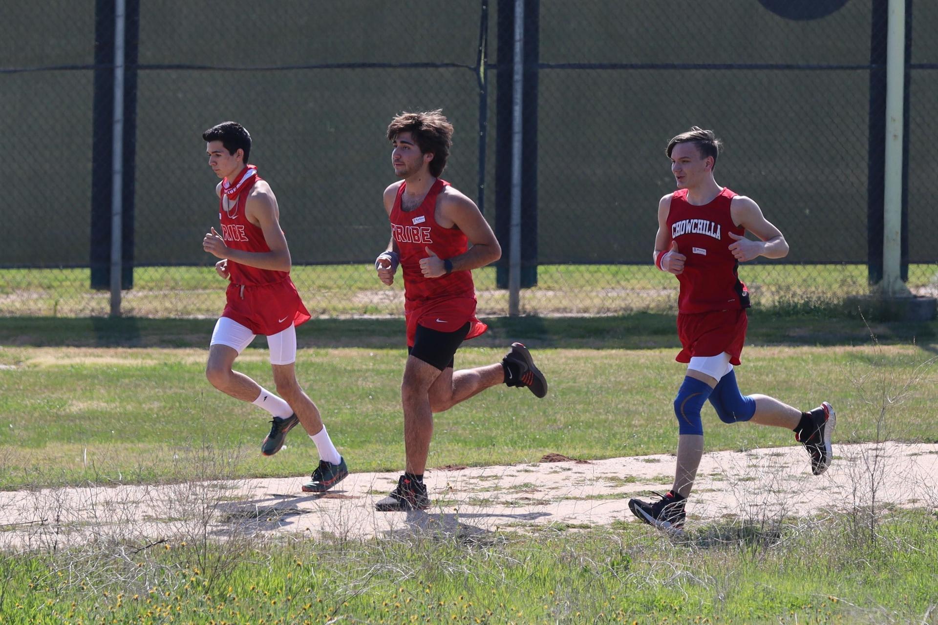 chowchilla boys running at liberty high school