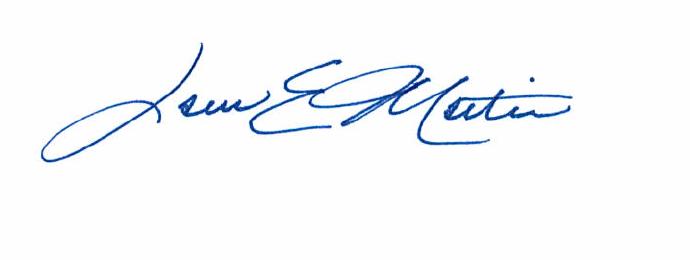 Mrs. Martin Signature