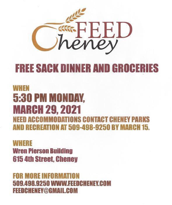 Feed Cheney Thumbnail Image