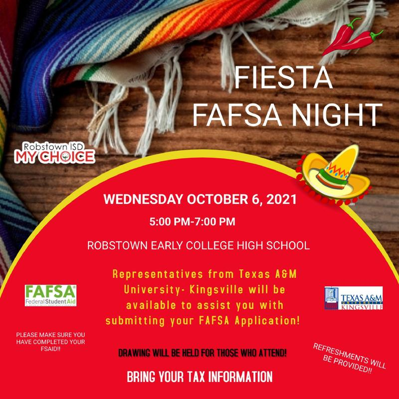 Fiesta FAFSA Night Featured Photo