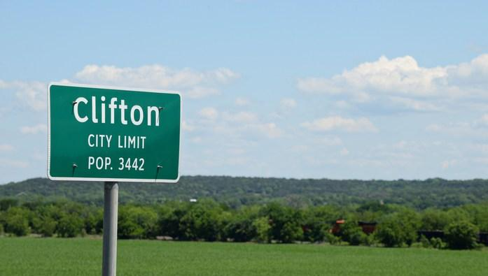 Clifton City Limits