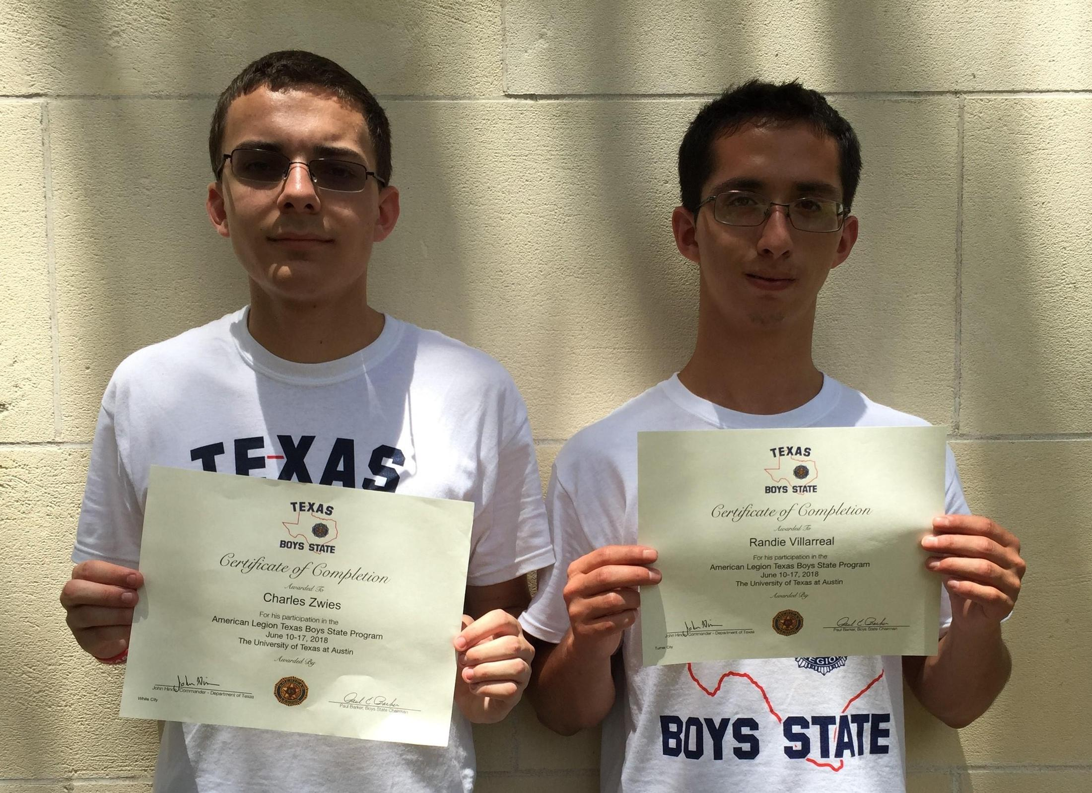 FHS Cadets Graduate From Leadership Schools – Air Force
