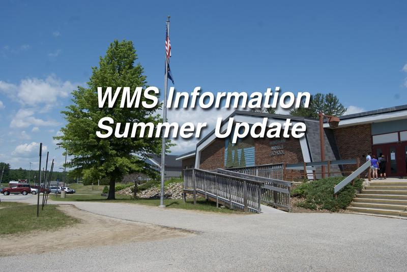 WMS Summer Information