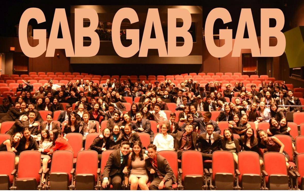 Gab Gab Gab