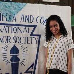 honor society student