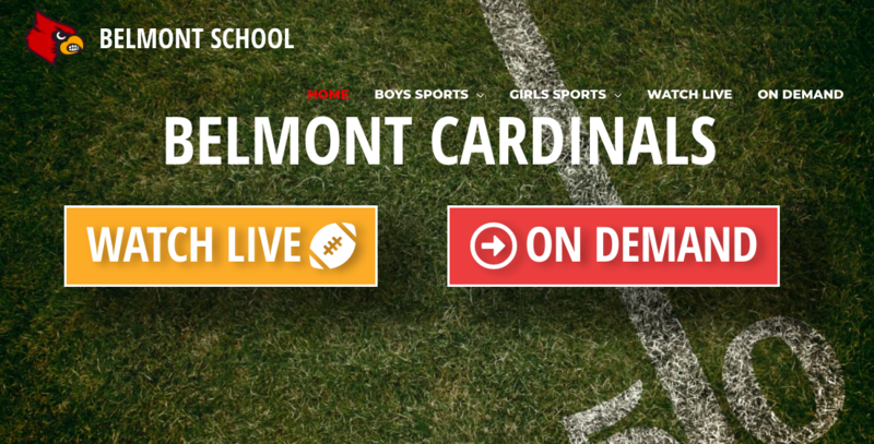 Watch Belmont athletics live or on demand