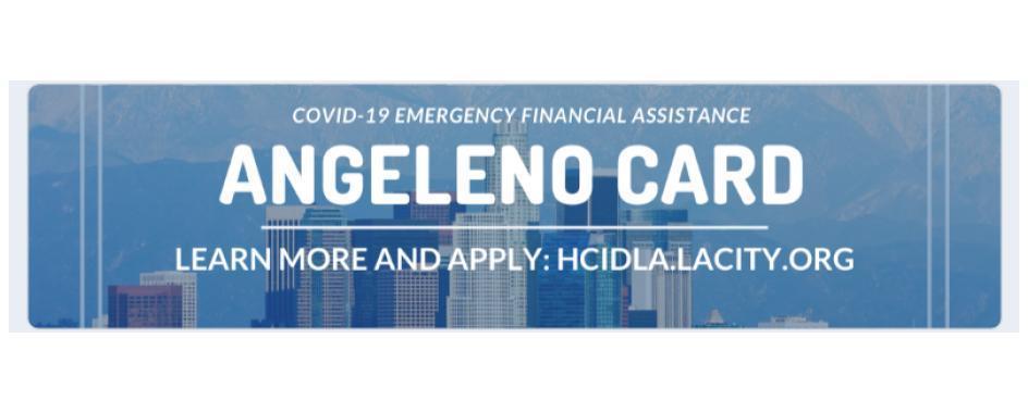 Angelino Card