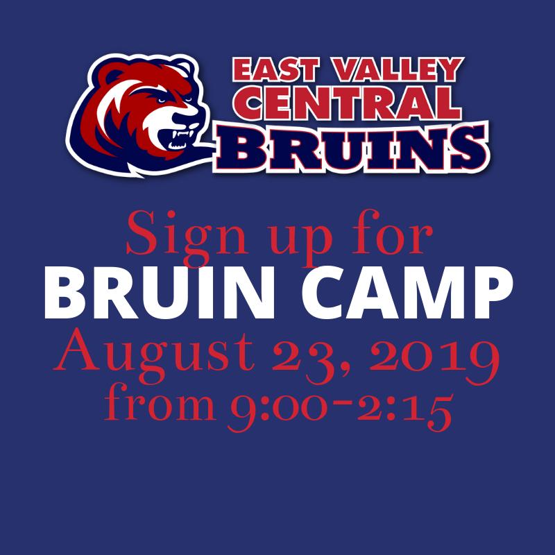 Bruin Camp - August 23, 2019
