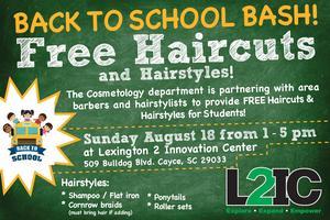 Hair event details