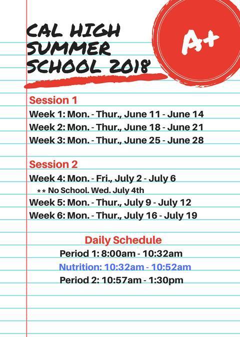 Summer School 2018 Featured Photo