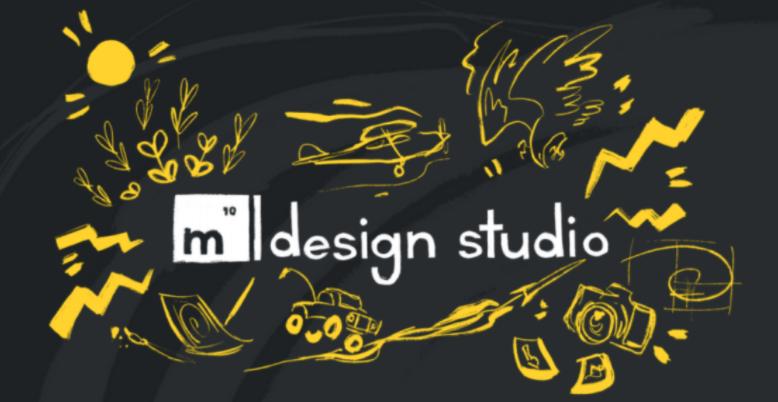 Design Studio header graphic