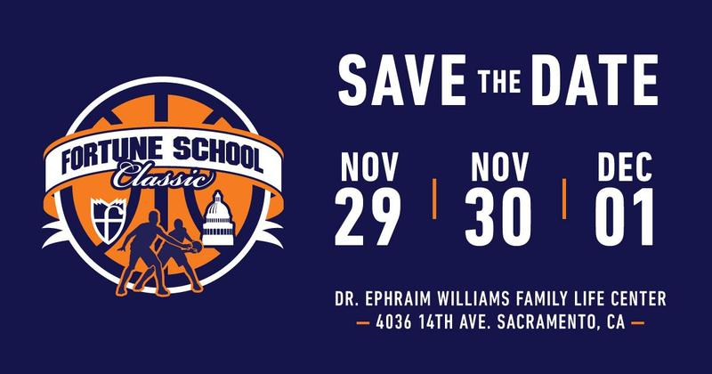 Hoop Classic Save the Date Flyer