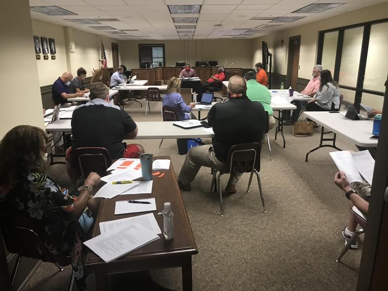 LCSD Return to Learn Plan of Action Update
