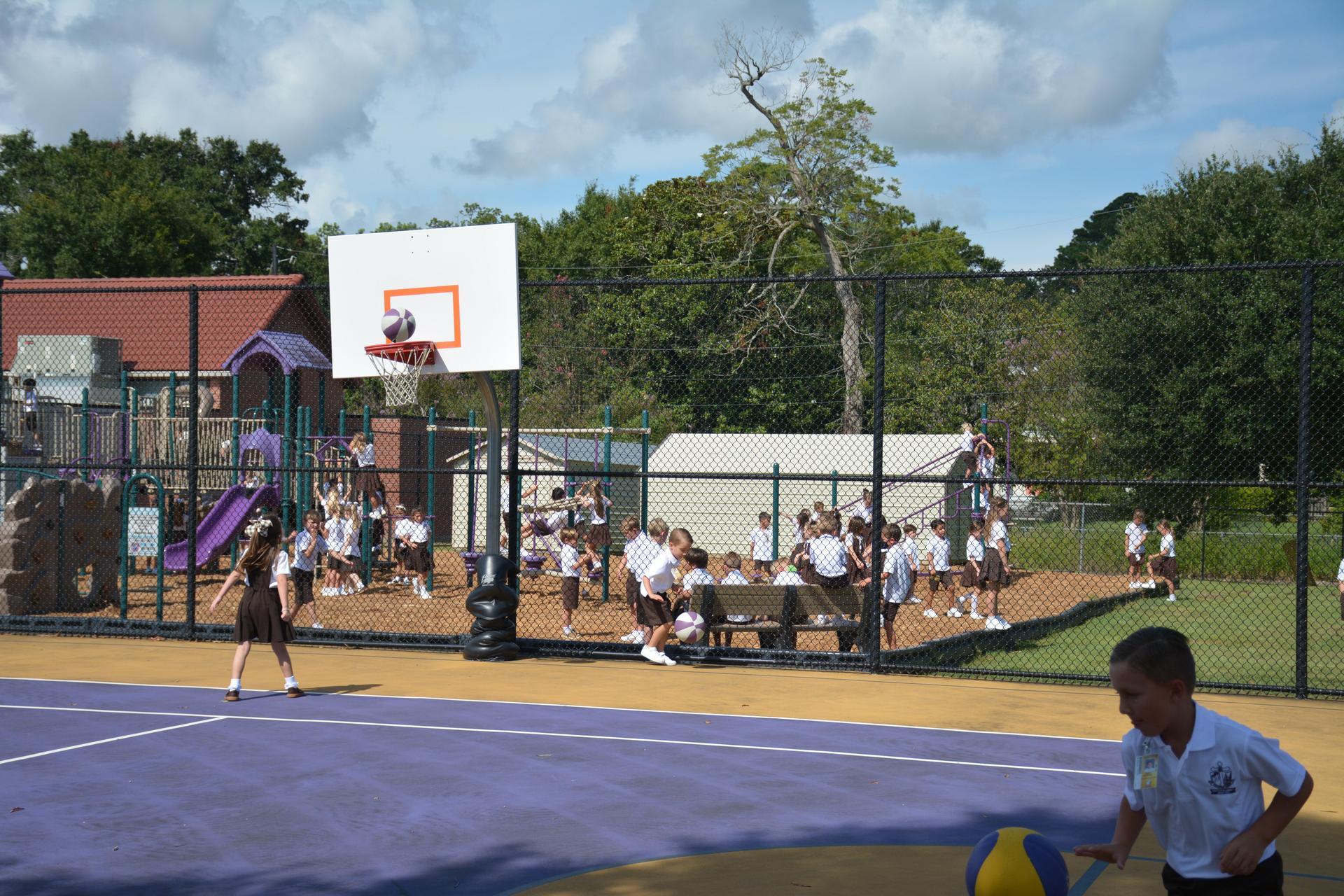 1st Day Playground