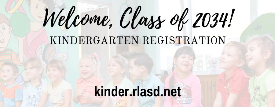 Welcome, Class of 2034! | kinder.rlasd.net