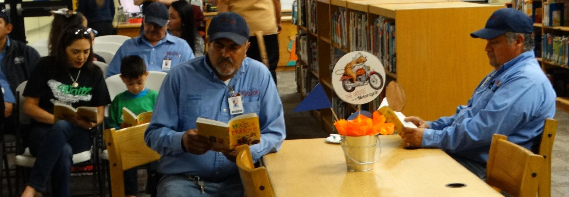 Texas Reads One Book at Waitz