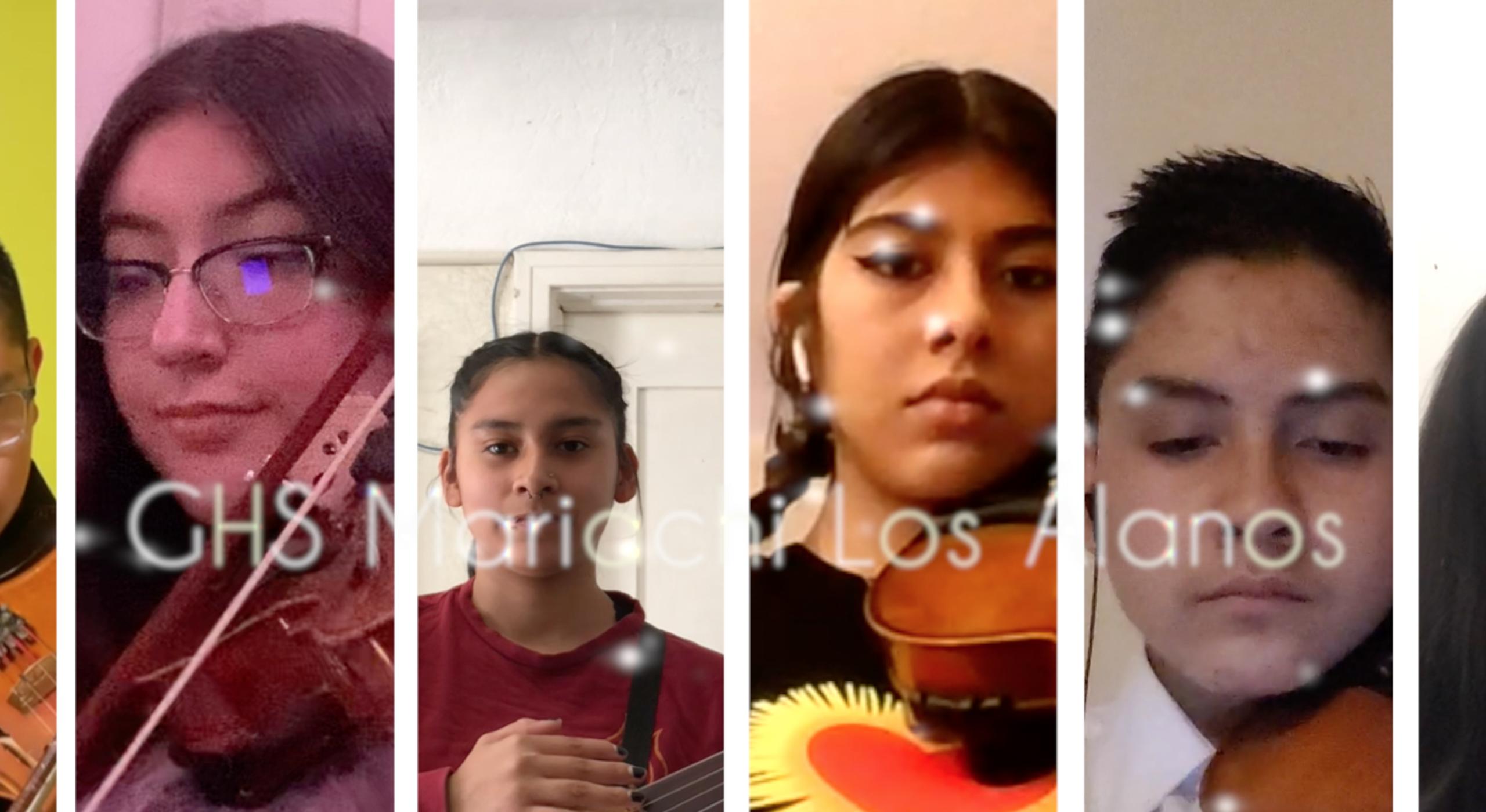2020-21 GHS Mariachi Los Alanos