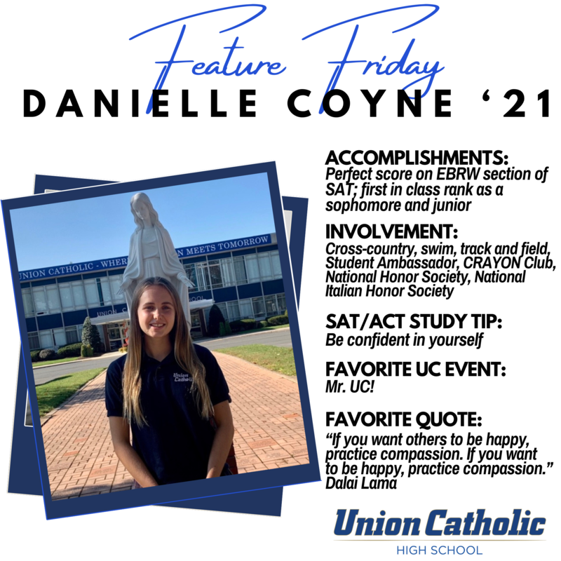 UC's Danielle Coyne Adds To Great Resume with Remarkable Achievement Thumbnail Image