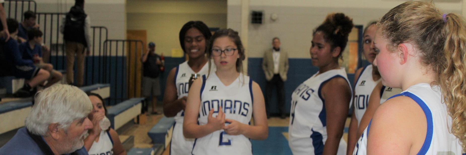 GRS Girls Basketball