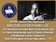 NYiSE honors the legacy of Martin Luther King Jr.