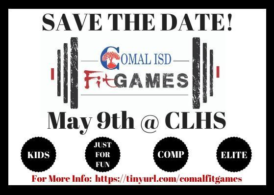 Comal Fit Games