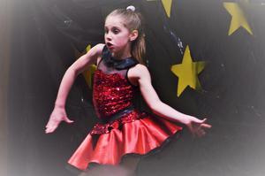 4th grade dancer/acrobat.