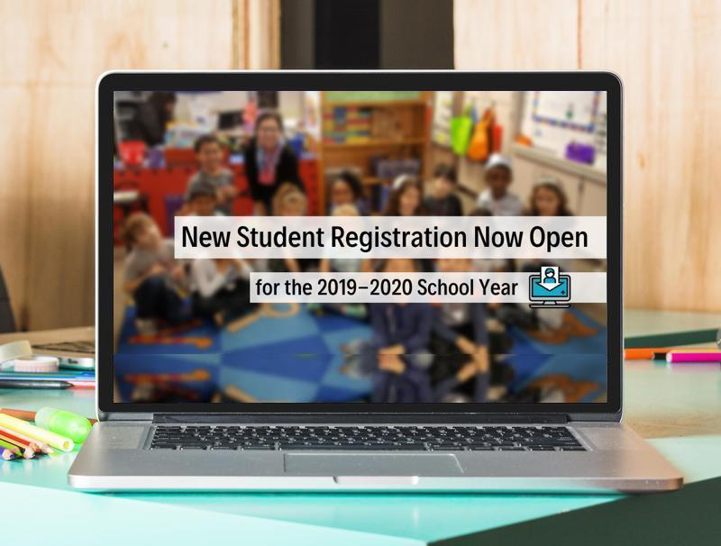 2020-2021 New Student Registration Featured Photo