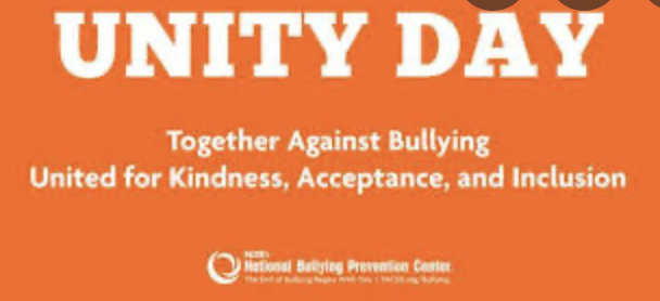 Unity Day!  Wear Orange on October 20th! Featured Photo