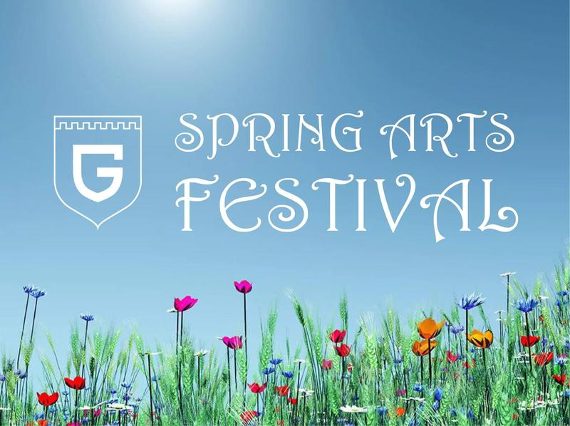 Spring Arts Festival is right around the corner! Featured Photo