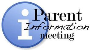 Parent Meeting logo