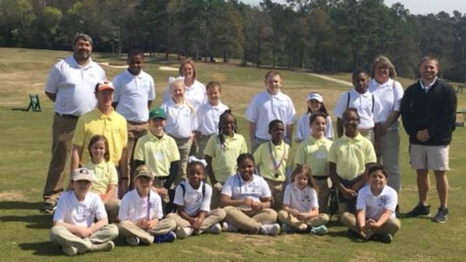 TES Golf Team