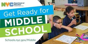 Get Ready for Middle School