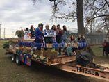 FFA wins 1st place at the Pinetops parade. Thumbnail Image