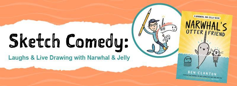 narwhal and jelly banner