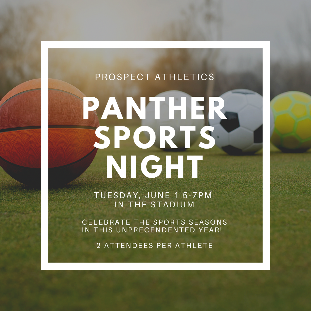 panther sports night 2021