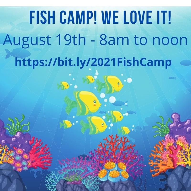 THS Fish Camp! We Love it! Featured Photo