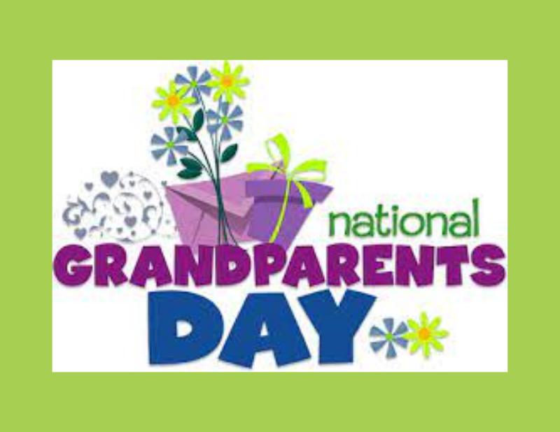 Happy  Grandparent's Day ! Thumbnail Image