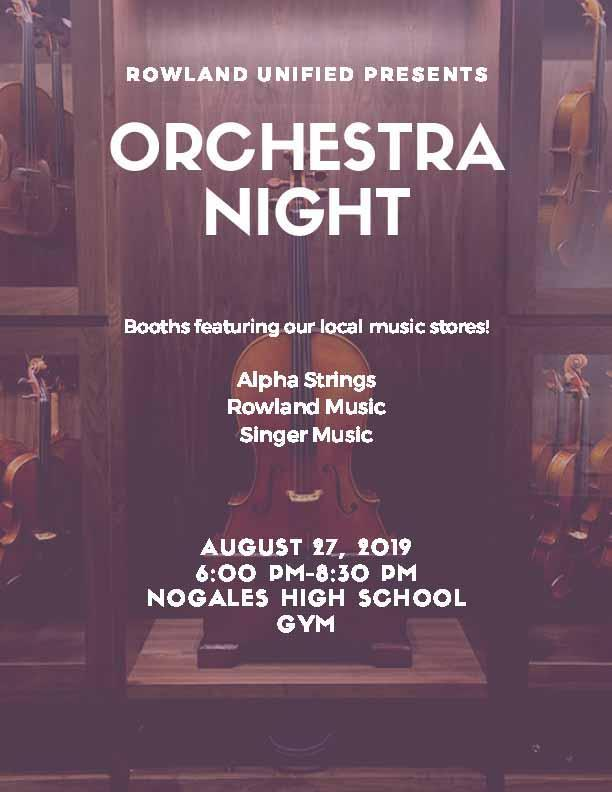 Orchestra Night